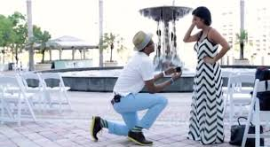 Man Proposes To A Lady And What She Did Will Throw You Off-balance