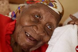 Meet The New World's Oldest Living Person.