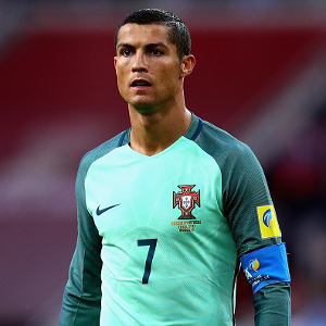 Ronaldo reached a landmark as his two goals in Portugal's 2-2 draw with France took him to 109 international goals, a joint world record for men's football