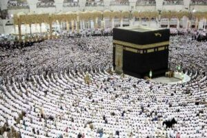 Man blew himself up, several other injured just as Ramadan ends in Mecca