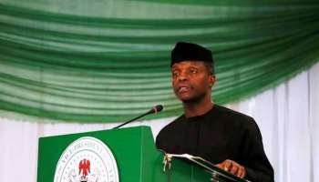 OSINBAJO SAYS FIGHT AGAINST CORRUPTION MUST START FROM CHURCHES