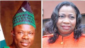 GOVERNOR AMOSUN SET TO BE IN-LAW TO HON. ABIKE DABIRI
