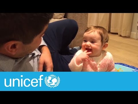 FATHERS DAY: UNICEF URGE FATHERS TO BE SUPPORTIVE IN CHILDREN EARLY EDUCATION