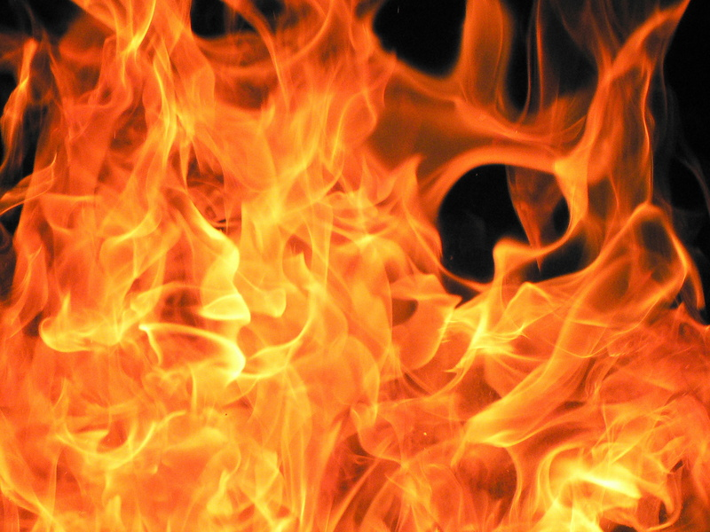 Wife Allegedly Set Herself Ablaze. Reason Will Shock You-dailyfamily.ng