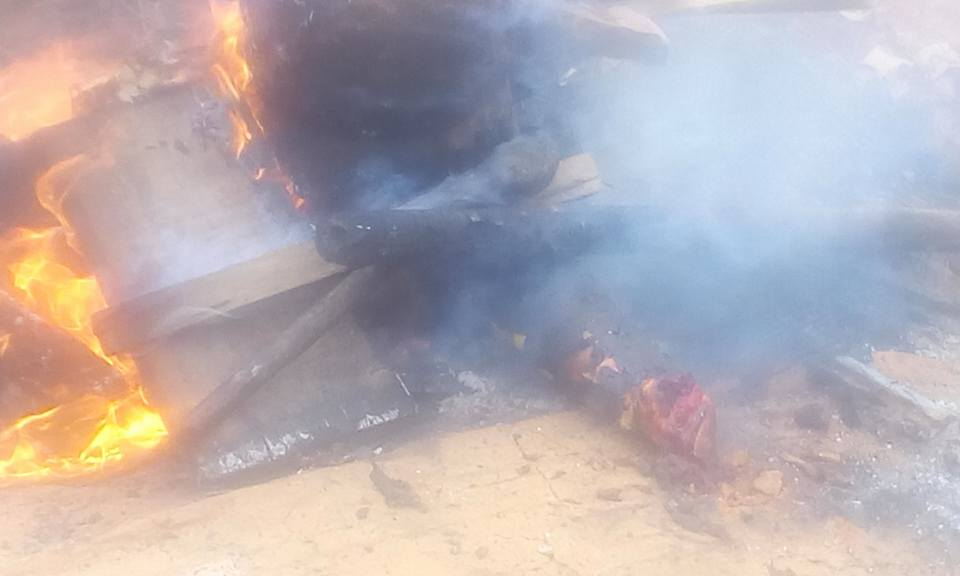Another suspected member of the notorious Badoo cult group lynched in Ikorodu