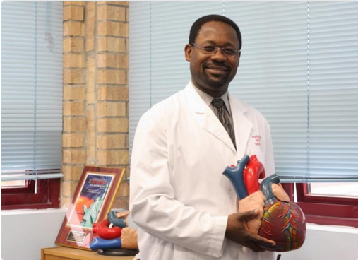 US Medical Board Appointed Nigerian doctor As First Black Chair