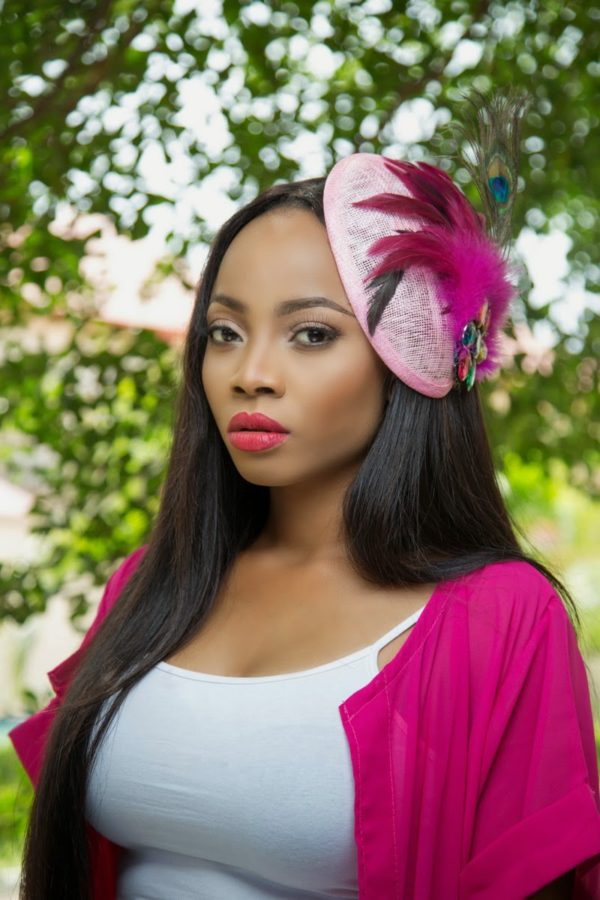 On Air Personality Toke Makinwa set to alleviate poverty from four homes