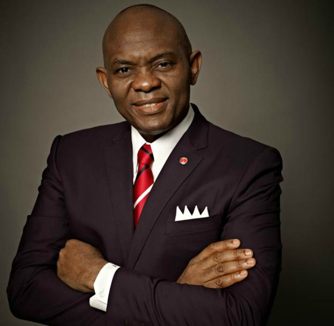21 THINGS YOU NEED TO KNOW ABOUT TONY ELUMELU