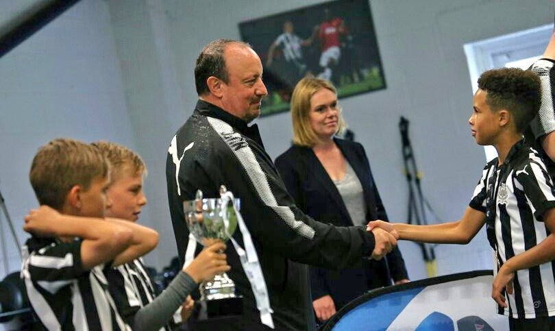 Former Super Eagles player, Celestine Babayaro's son sets to join Newcastle