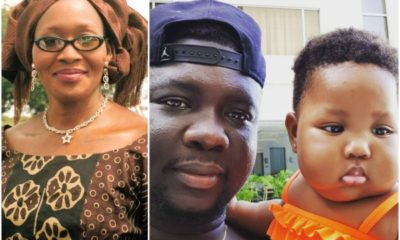 Seyi law responds to Kemi Olunloyo's Apology over his Daughter's body size issue