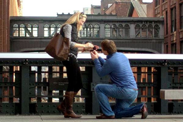 5 Things You Must Not Do When Proposing to a Lady
