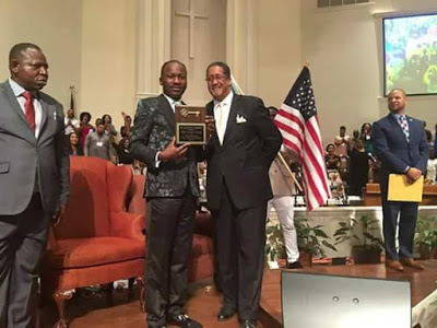 What Apostle Suleman Got From USA Will Make You Laugh