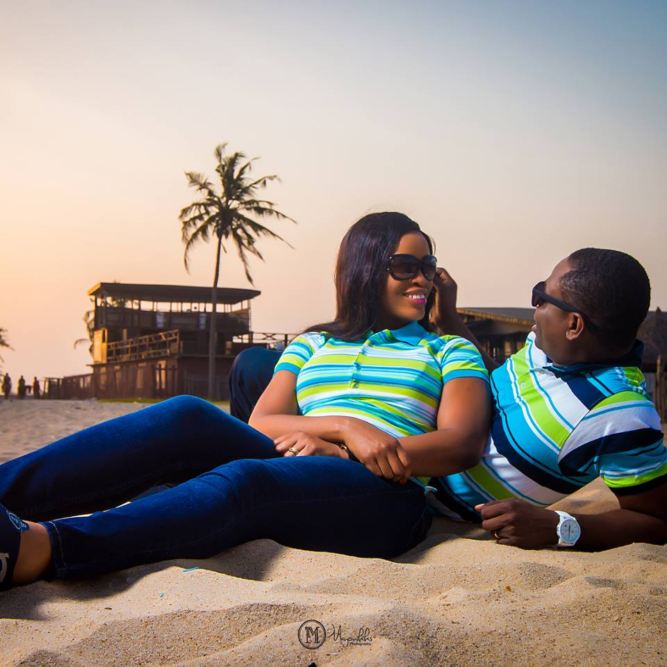 Lagos based Pastor spends amazing time with Wife