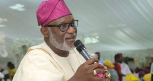 Ondo State Governor warns new cabinet against marrying new wives
