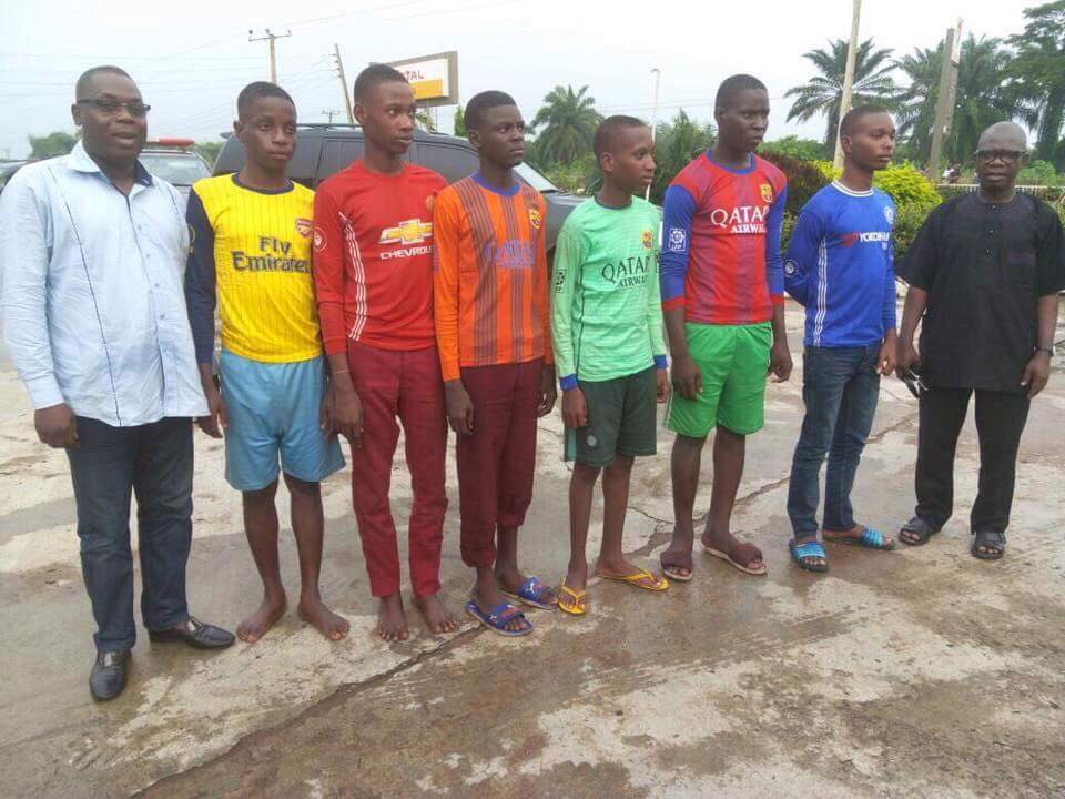 We Attempted To Escape When They Wanted To Use Us For Sacrifice-Epe School Kidnapped Boys