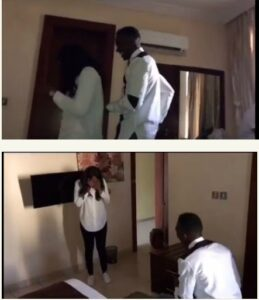 Super Eagles' Kenneth Omeruo proposes to his longtime girlfriend-dailyfamily.ng