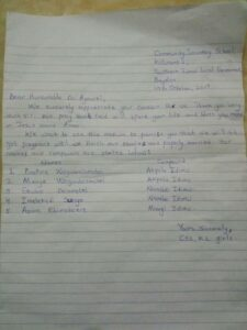 """""""We will not get pregnant until we finish our studies"""" - Five student promised in Bayelsa -dailyfamily.ng"""