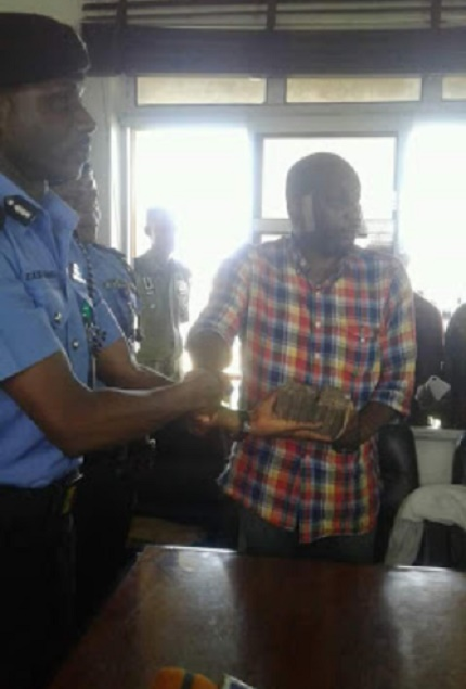 Man receives N1m for assisting police in re-arrest suspect-dailyfamily.ng