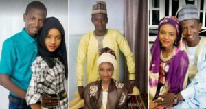 Teenage couple marries in the north -dailyfamily.ng