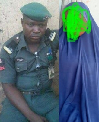 Police officer who abducted, raped 14 year old girl arrested.dailyfamily.ng