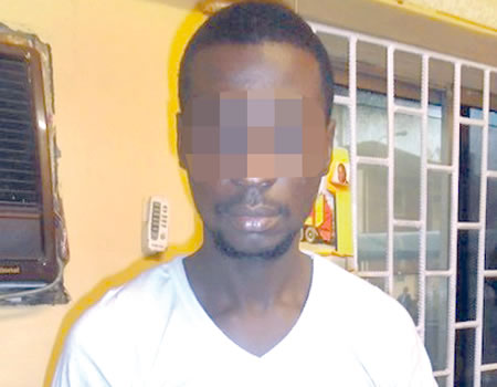I joined armed robbery to satisfy my wife and her family