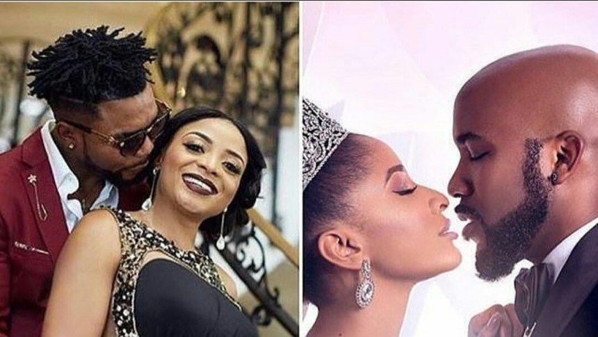 Banky W, Oritsefemi walk the aisle with spouses -dailyfamily.ng