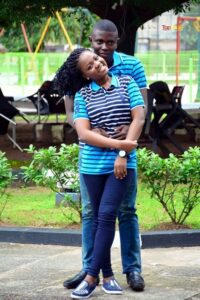 Pre-wedding photos of soldier & lady who met through Facebook comment.dailyfamily.ng