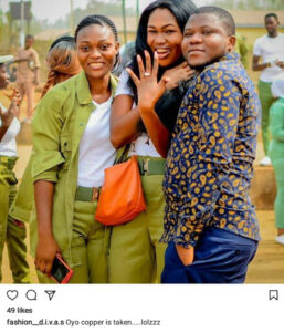 Amazing! Businessman proposes to Corp member.dailyfamily.ng