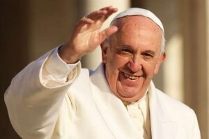 Be Wary of Easy Sex, Drugs and Money, Pope Warns-dailyfamily.ng