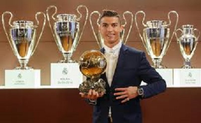 Winning the Ballon D'or trophy is not my Priority this season—Ronaldo-dailyfamily.ng