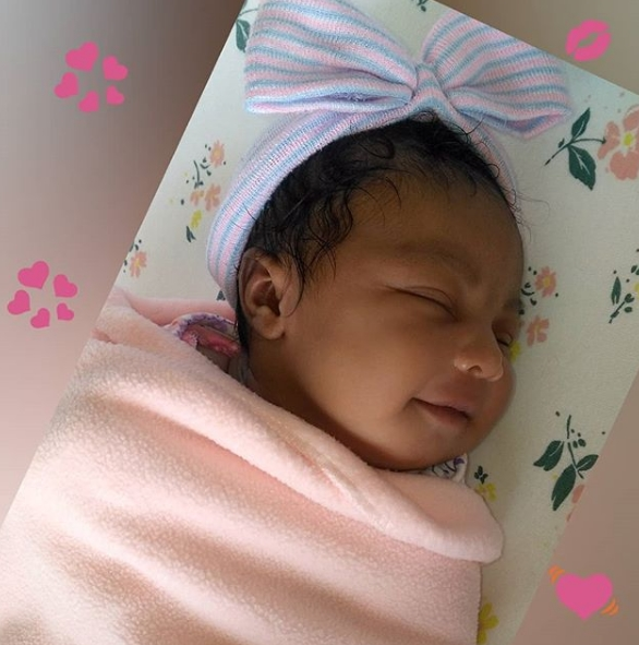 Nollywood Actress Welcomes Second Child2.dailyfamily.ng