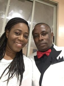 Our Misunderstandings Don't Last More Than a Day—Mr. and Mrs. Emmanuel Okpechi.dailyfamily.ng