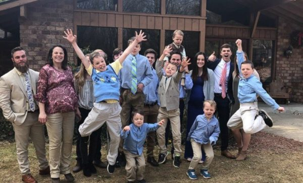 Amazing!Couple Having 13 Boys Made The 14th Attempt And This Happened