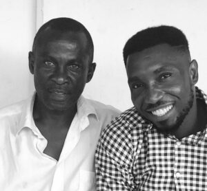 Timi Dakolo Shares Photo with His 60-year-old Father2.dailyfamily.ng