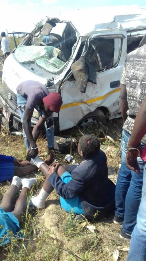Just In: 12 Feared Dead In Fatal Park Crash-dailyfamily.ng