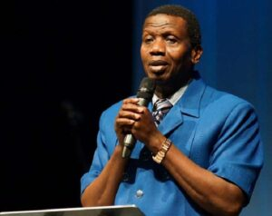 Adeboye Declares a Shocking Requirement Before You Are Allowed To Wed In RCCG