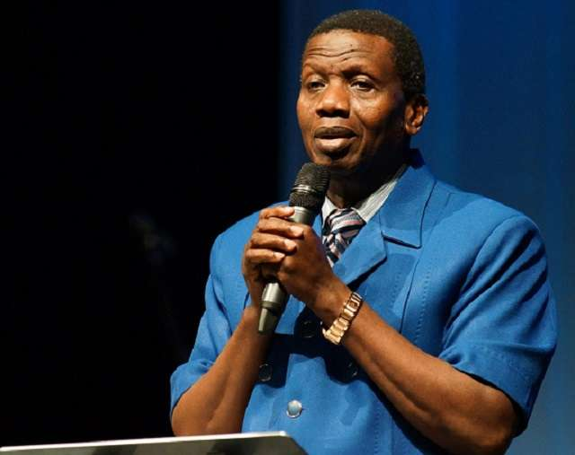 See What Adeboye Says Will Happen To Anyone Who Dresses Indecently On RCCG Camp.dailyfamily.ng