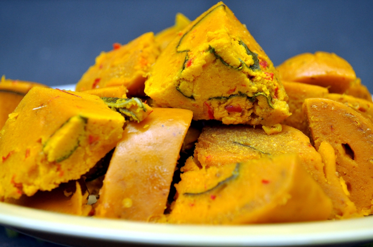 #FamilyKitchen See How to Prepare Delicious Okpa3.dailyfamily.ng