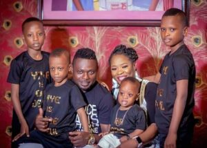 Kunle Afod's Wife Sends Warning To Her Husband's Female Colleagues (See Details).dailyfamily.ng