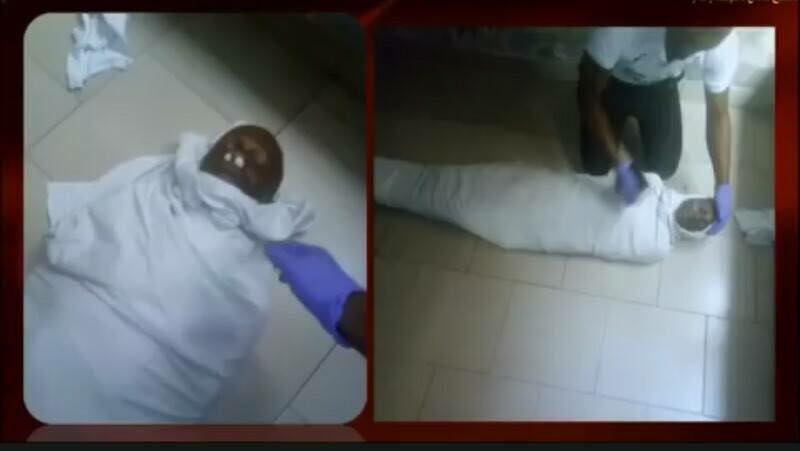 Unbelievable: Dead Man Came Back To Life From The Mortuary
