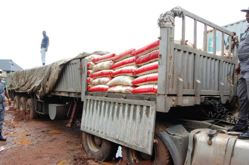 Hunger Looms As Government Set To Shut Borders Over Rice Smuggling
