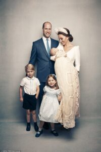 Royal Family Releases Lovely Photos From Prince Louis Christening2.dailyfamily.ng