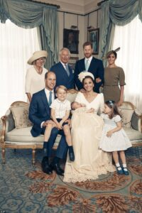 Royal Family Releases Lovely Photos From Prince Louis Christening4.dailyfamily.ng