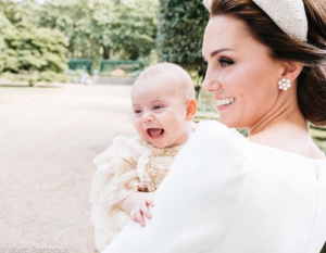 Royal Family Releases Lovely Photos From Prince Louis Christening7.dailyfamily (1)