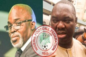 NFF Escapes FIFA Ban: FG Picks Pinnick as President