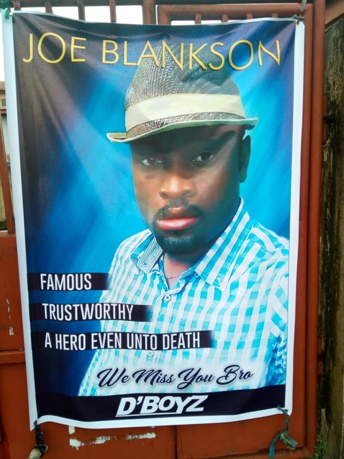 Service Of Songs Held For Hero Who Rescued 13 People3.dailyfamily.ng