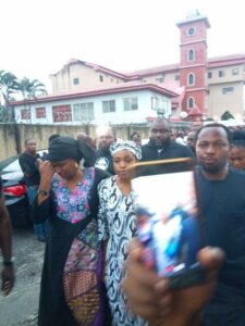 Service Of Songs Held For Hero Who Rescued 13 People5.dailyfamily.ng