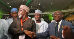 NFF ELECTION: Pinnick re-elected for a Second Term as President