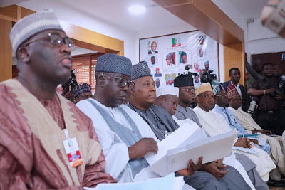 2019 Poll Ticket: Governors move against their Senators2019 Poll Ticket: Governors move against their Senators