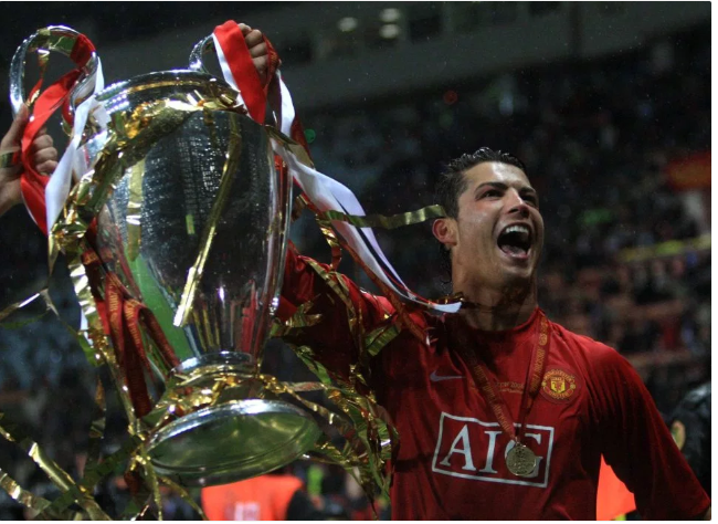 Exposed! Shocking Thing Ronaldo Did After Winning The Champions League
